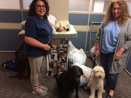 ShelterPoint helps TOH Animal Shelter with pet item donations